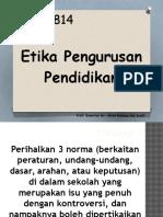 EDU5814 15-16