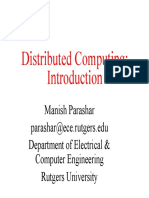 distributed computing network