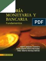 Teoria Monetaria y Bancaria Edwin Tarapuez