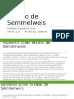 Metodologia El Caso de Semmelweis