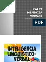 Kalet Mendoza Vargas