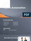 Home Automation. Ppt