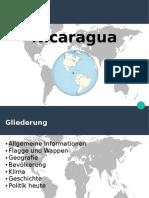 Nicaragua Referat