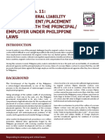 policybrief_joint and several liability of placement agencies