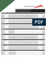 F12 — Al Jafiliya Metro Station to Al Wasl Park Dubai Bus Service Timetable