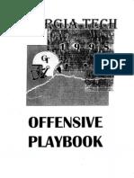 1998 Georgia Tech Offense
