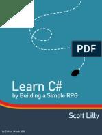Learn c Sharp Rpg