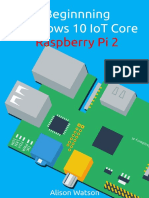 Beginning Windows 10 IoT Core Raspberry Pi 2 - Alison Watson.pdf
