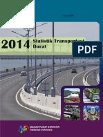 Statistik Transportasi Darat 2014
