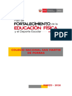 Colegio Nacional San Martin de Porras Pca - 1ro