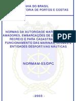 NORMAM-03/DPC