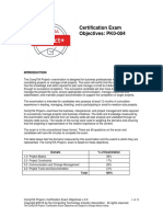 Comptia Project (Pk0 004) Objectives (1)