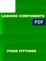 Lashing Components