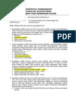 Latihan Soal Modul 2 Biokimia (2)