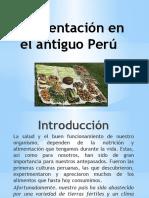 Alimentación en El Antiguo Perú
