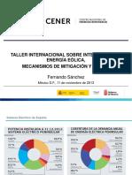 CENER+-+TALLER+INTERNACIONAL+SOBRE+INTEGRACIÓN+DE+ENERGÍA+EÓLICA