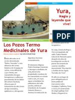 Los Pozos de Aguas Termo Medicinales de Yura de Arequipa
