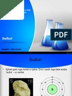 14. Sulfuri