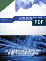 Getting Digital Right 2015