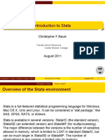 Stat a Intro