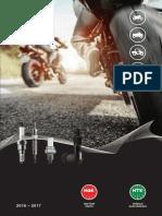 NGK Motorbike 2016-2017