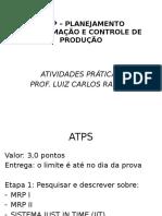 Ppcp - Atividades Práticas n2