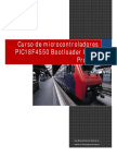 Curso de Microcontroladores PIC 18F4550