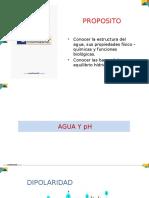 2. AGUA - pH