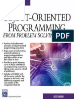 [Jose M. Garrido] Object-Oriented Programming (Fro(BookSee.org)