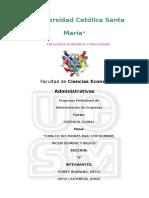 Toma de Decisiones Bajo condiciones de Certidumbre Incertidumbre y Riesgo