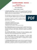 Estatuto Pap Al 30.03.2015