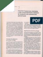 Clínica Psiquiátrica Básica Actual. DrCM Ricardo Gónzalez. C