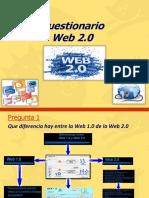 Cuestionario Herramientas Web2.0