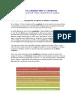 Lectura1_Organización de La Auditoría Administrativa y La Consultoría