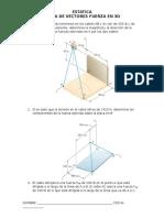 Vectores Cartesianos 3D