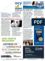 Pharmacy Daily for Mon 19 Sep 2016 - Australia key for GSK OTC, JAMPERSANDJ HaTCHathon winners, Gabby Squires Vic PATY winner, FIP embraces PSNZ and much more