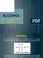 ALCOHOL Diapositivas