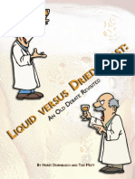 Liquid vs dried yeast