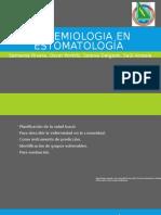 Epidemiologia en Estomatología