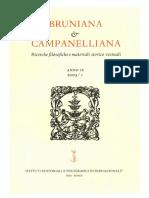Bruniana & Campanelliana Vol. 9, No. 1, 2003.pdf