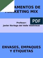 FMM 05 Envase Empaque Etiqueta