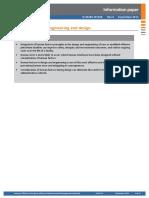 IP1508 Human Factors Information Paper Human Factors in Engineering and Design Rev 0 Sept 2015