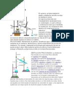Metodos de Separacion de Sustancias.