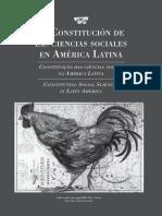 41 3 Surgimiento de Las Ciencias Sociales en Colombia