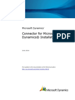 Ms Dynamics  Connector