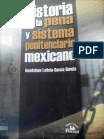 derecho penitenciario mexicano