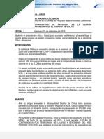 Gestión Prospectiva en Chilca