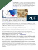 La Cultura Olmeca o Cultura Madre Mesoamericana