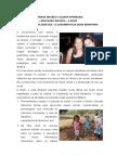 Relatório Pedagógico Suzana e Adriana 2014