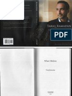 What I Believe, Tariq Ramadan.pdf